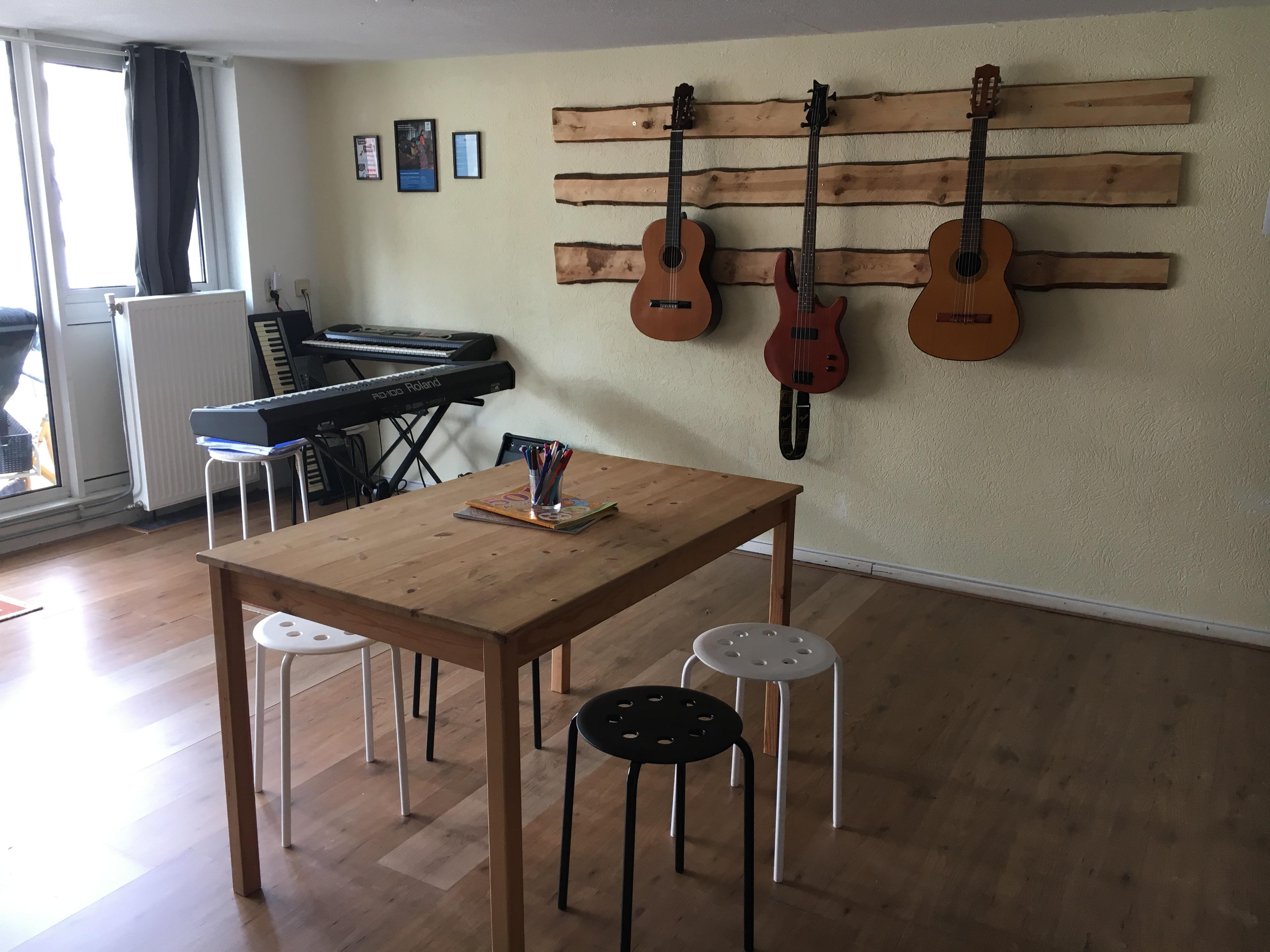 Proefles Piano