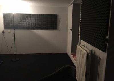 studio 1 muziekschool jamit gereed