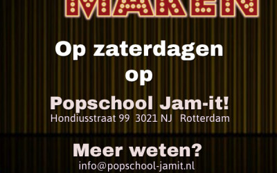 Workshop: FIlmMuziek